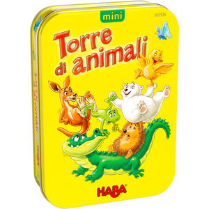 Torre di animali mini