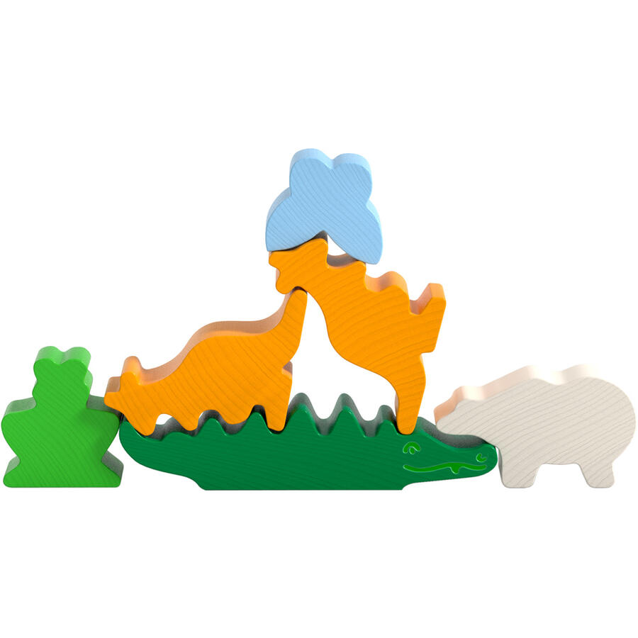 Torre di animali mini