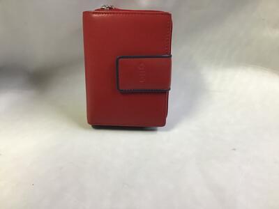 Portafoglio Donna Piccolo Rosso