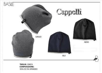 CAPPELLO UOMO GRANDE BASILE
