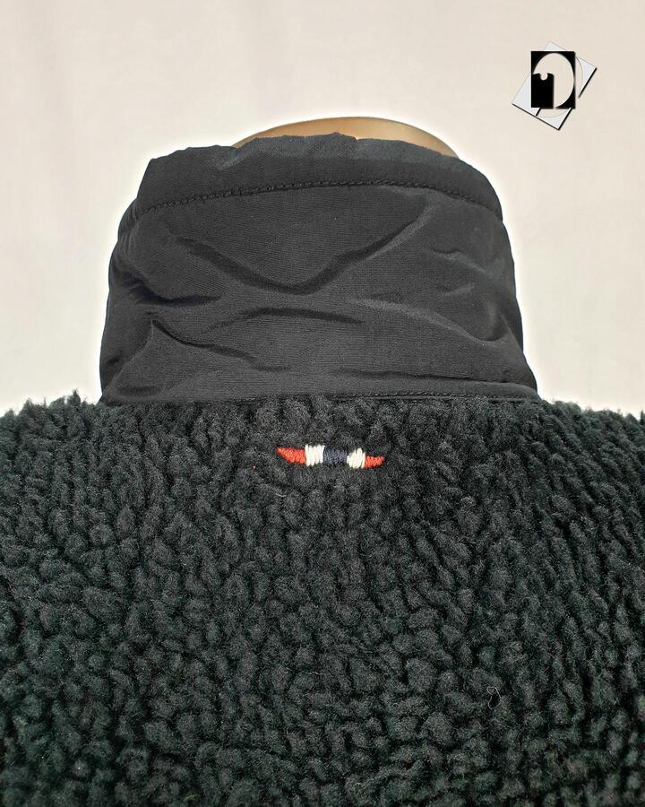 Napapijri Pile collo alto N0YI5J black