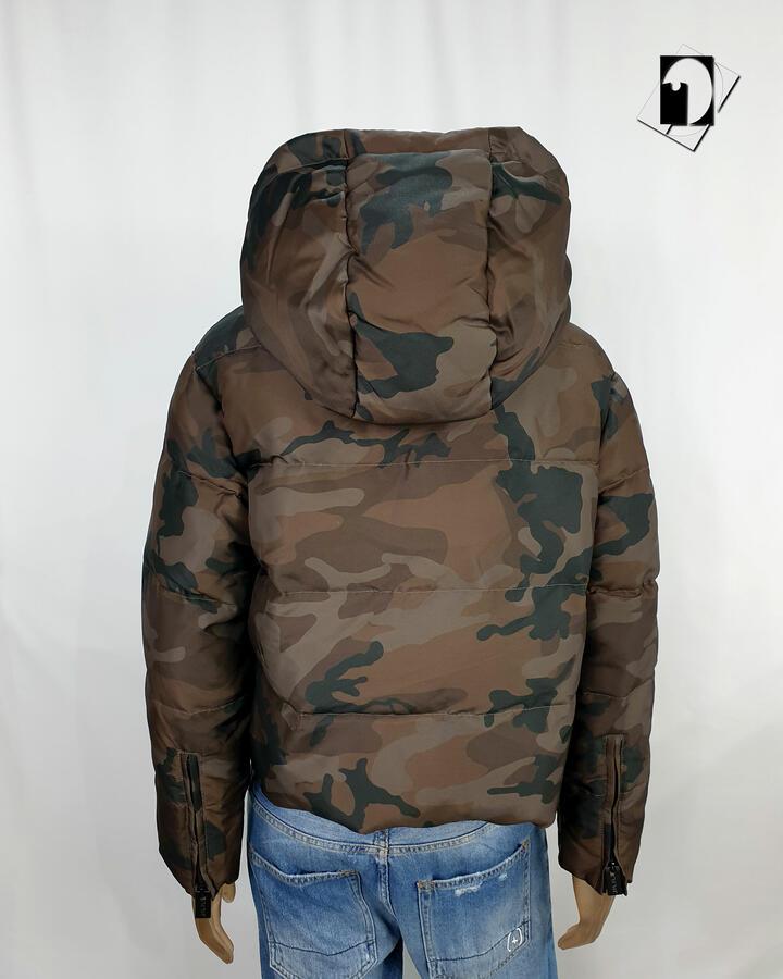 Jijil Piumino JCI20PI101.0PIAI20 camouflage