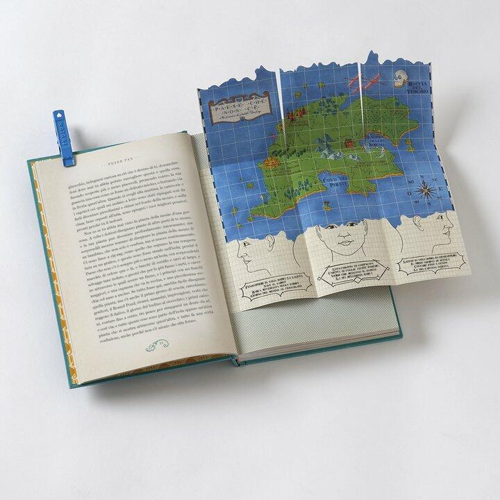 Peter Pan. Edizione illustrata da Minalima