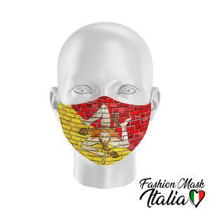 Fashion Mask Sicily Wall