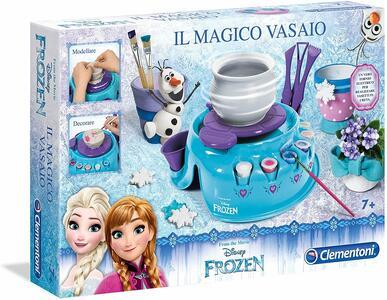 Frozen - Il Magico Vasaio - Clementoni 15153 - 7+ anni