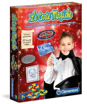 Le Carte Magiche - Clementoni 12900 - 7+ anni