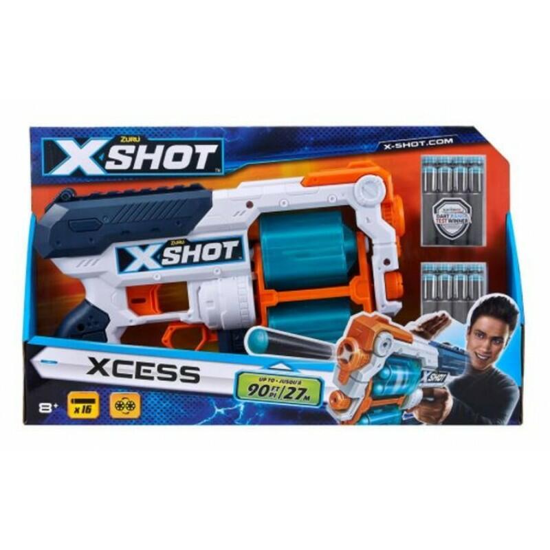 X-SHOT EXCEL X-CESS 12 DARDI GRANDI GIOCHI