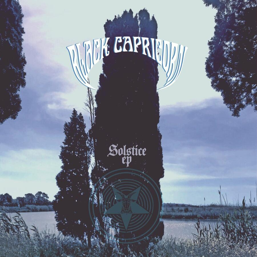 BLACK CAPRICORN - SOLSTICE Ep  PsykoSonic exclusive in agreement with Black Capricorn (DHU Records)