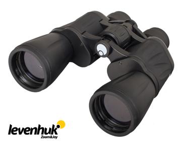 Binocolo ATOM 7X50 di Levenhuk con Ingrandimento 7x e Diametro Lente Obiettivo 50 mm