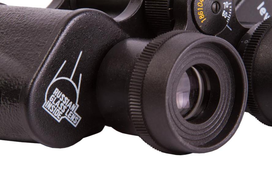 Binocolo HERITAGE BASE 8X30 di Levenhuk con Ingrandimento 8x e Diametro Lente Obiettivo 30 mm, Vetro Russo