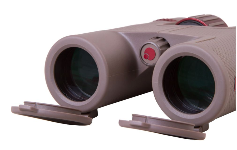 Binocolo MONACO ED 8X32 di Levenhuk con Ingrandimento 8x e Diametro Lenti Obiettivo 32 mm