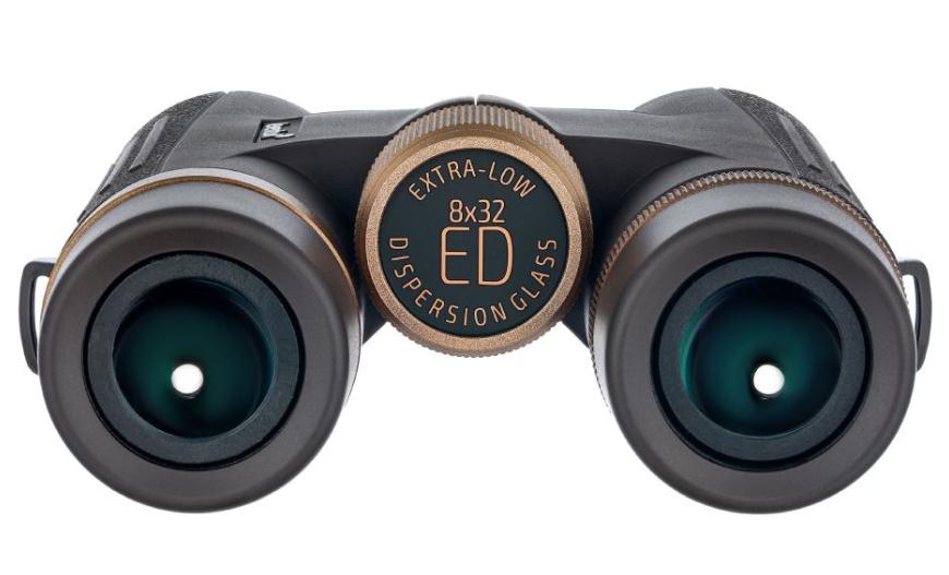 Binocolo VEGAS ED 8X32 di Levenhuk con Ingrandimento 8x e Diametro Lenti Obiettivo 32 mm