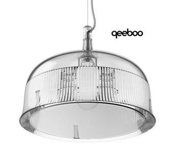 Lampada a Sospensione Goblets Ceiling Large di Qeeboo in Policarbonato, Varie Finiture - Offerta di Mondo Luce 24