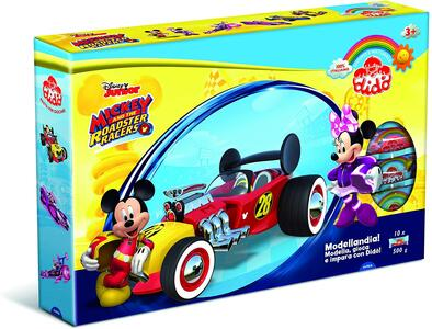 MICKEY AND THE ROADSTER RACERS DISNEY MODELLANDIA DIDO' FILA