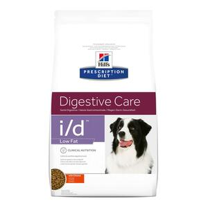 Hill's i/d Low Fat Digestive Care 12 Kg Croccantini Per Cani Gastrointestinal