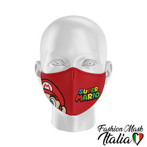 Fashion Mask SuperMario Bros