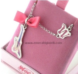WCL1056 Collana in argento Winx