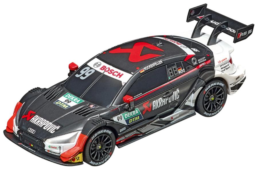 Autopista Elettrica Carrera GO!!! Race Up! - Audi Rs5 DTM vs BMW M4 DTM