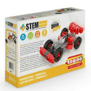 STEM HEROES SPEEDSTER FORMULA 1 ENGINO