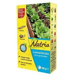 Lumachicida Natria 500 gr / 1 kg