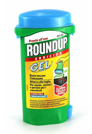 Erbicida Roundup Gel 100 ml