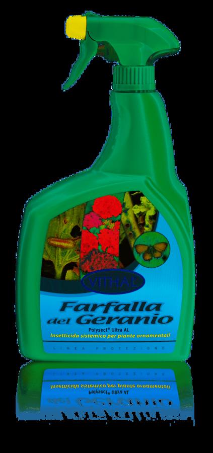 Insetticida Farfalla del Geranio 800 ml