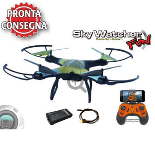 Drone SKYWATCHER Fun Decollo e Atterraggio automatico