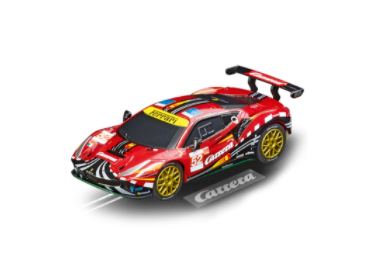 Autopista Elettrica Carrera GO!!! Race the Track - Lamborghini Huracan GT3 vs Ferrari 488 GTE AF Corse