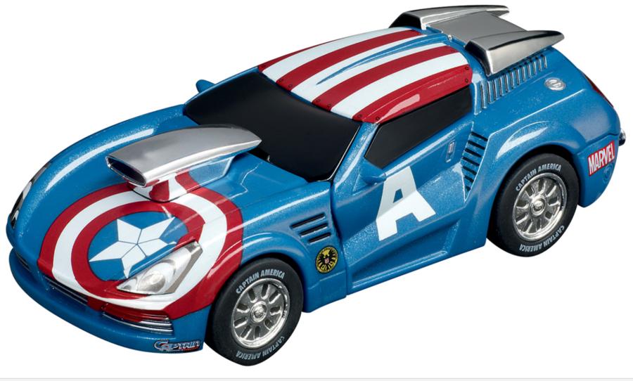 Autopista Elettrica Carrera GO!!! Marvel The Avengers