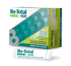 BE-TOTAL MIND PLUS