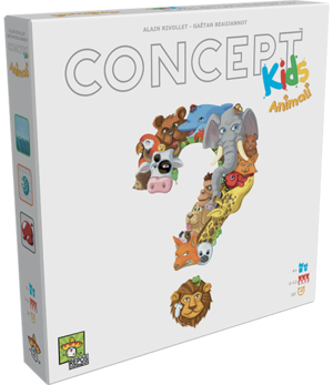 Concept Kids Animali
