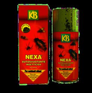 Insetticida Nexa Tac Spray 150 ml