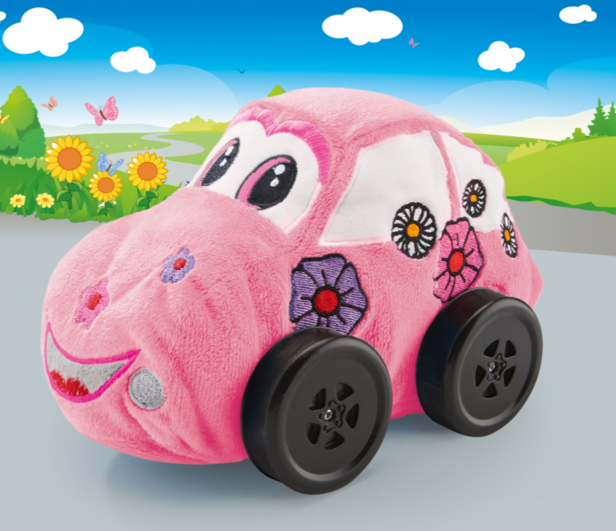 REVELLINO R/C My First Flower Car Pink di Revell