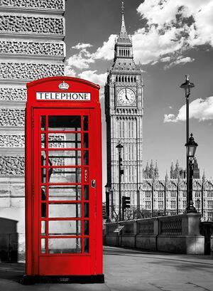 London Puzzle 1000 pz - Clementoni 39397 - 3+ anni