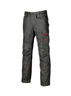 Pantalone Free Grey Meteorite U power Taglie 46-54