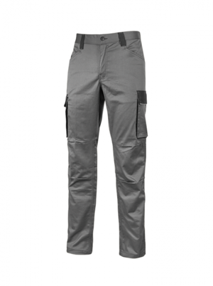 Pantalone Crazy Grey Iron U power Taglie S-XXXL