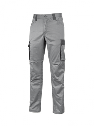 Pantalone Crazy Stone Grey U power Taglie S-XXXL