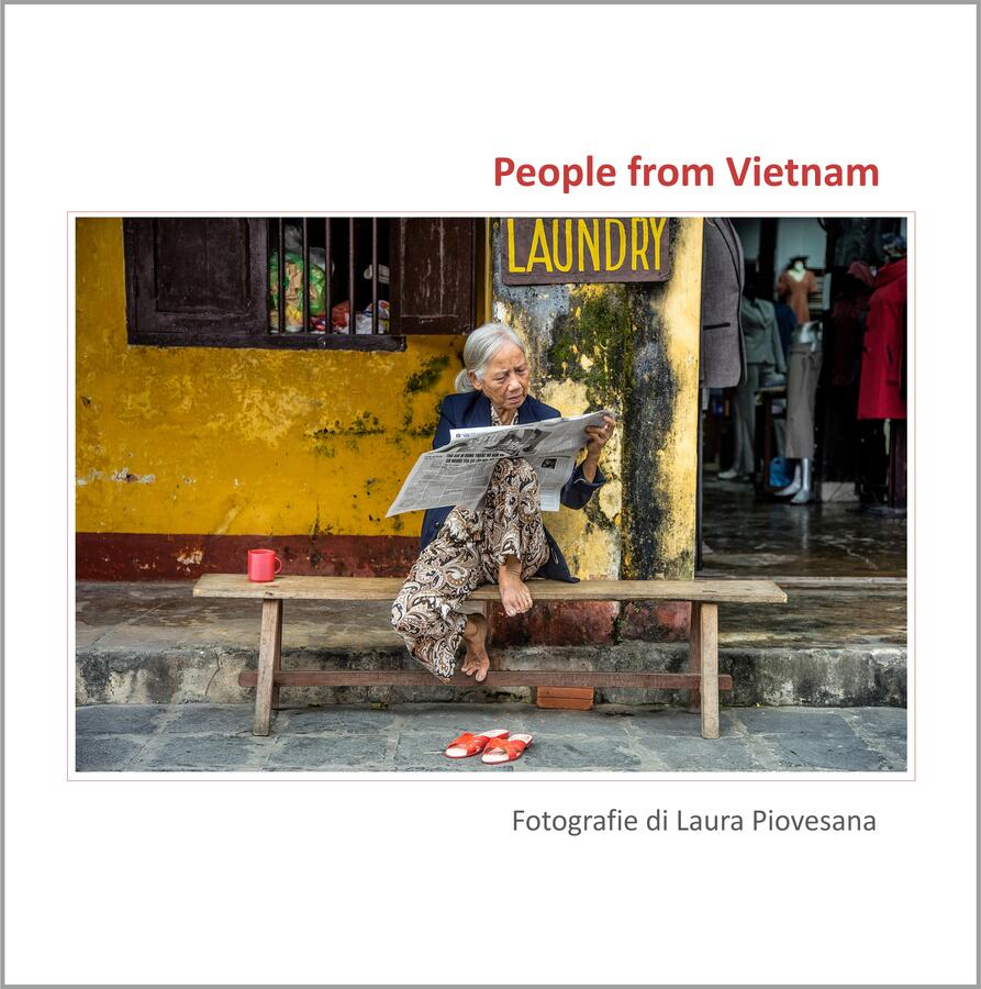 People from Vietnam, Laura Piovesana - Catalogo