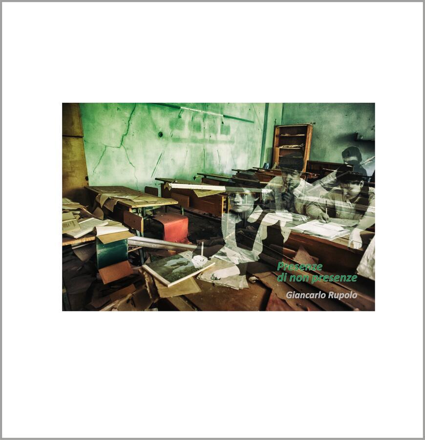 Presenze di non presenze, Giancarlo Rupolo - Catalogo