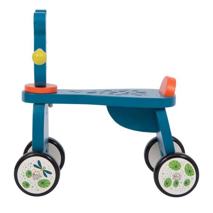 Triciclo in legno Pantera