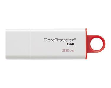 PEN DRIVE 32GB DATATRAVELER USB 3.1 KINGSTON DTI-G4