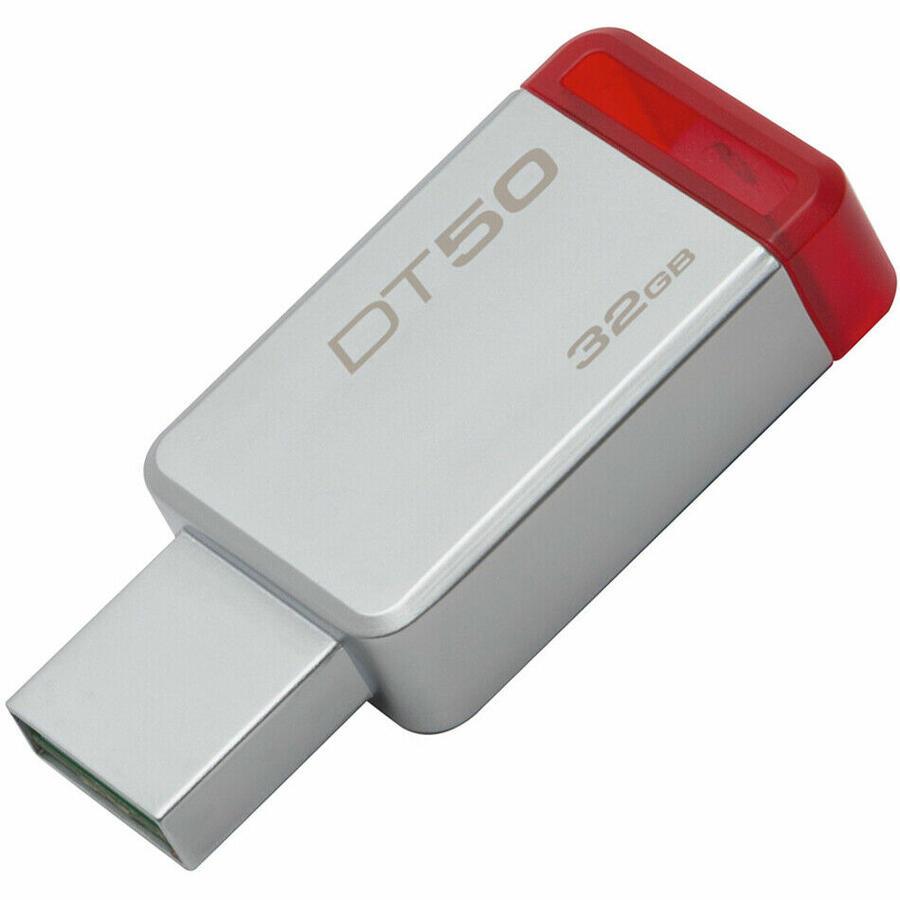 CHIAVETTA USB 32 GB 3.1 DATATRAVELER 50 DT50 KINGSTON