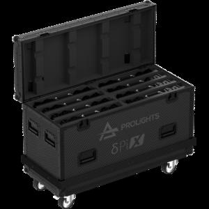 ProLights DXFCM Flightcase per moduli DeltaPix