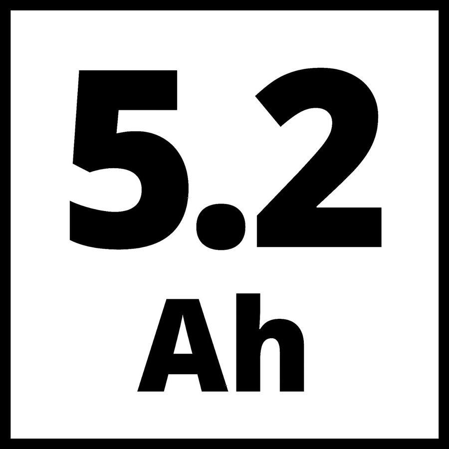Batteria Einhell 5,2 AH PXC