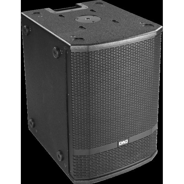 BX12SA - Diffusore sub woofer attivo in classe D da 1000 W, 130dB SPL