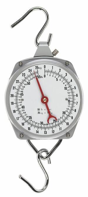 Bilancia Sosp. Quadrante 25-10-5 Kg