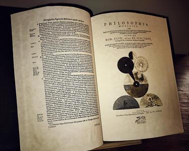 Philosophia Moysaica - Robert Fludd, Replica edizione 1638