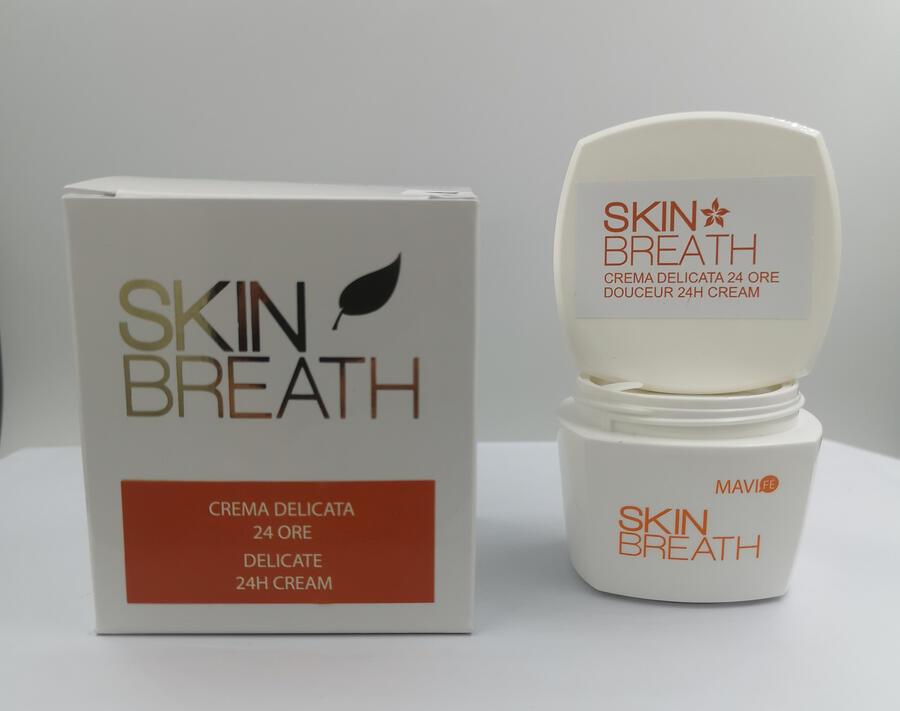 SKIN BREATH  CREMA DELICATA 24 ORE