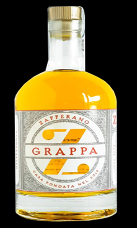 GRAPPA ZAFFERANO