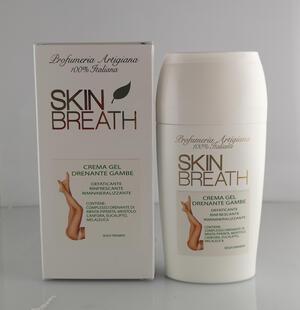 SKIN BREATH CORPO GEL DRENANTE GAMBE 200 ML